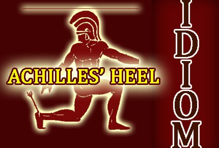 Story behind the Idiom 'Achilles' Heel'