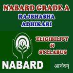 nabard grade rajbhasha adhikari