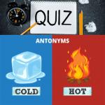 antoynym quiz 1